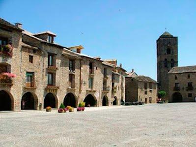 TURISMO VERDE HUESCA. Casa Ramón de Sin